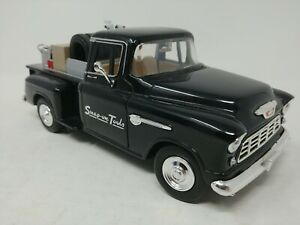1955 Chevrolet Stepside Pickup Truck Snap-On Tools 1/24 Diecast No Box
