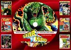 Starlord + Fury + Rocket + Target + More Comics ON PC DVD Rom (CBR FORMAT)