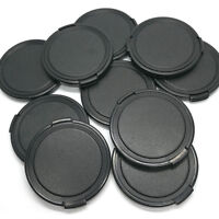 10pcs 62mm Lens Cap Cover Universal Camera Plastic Clip for All DSLR Filter