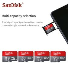 SanDisk micro SD A1 Flash Cards 16 GB /32 GB /64 GB /128 GB