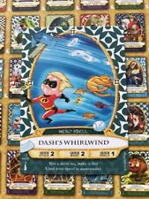 DASH'S WHIRLWIND 44/70 Disney Incredibles Sorcerers of The Magic Kingdom SOTMK