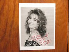 """SUSAN  LUCCI (""""ERICA  KANE""""/""""ALL  MY  CHILDREN"""") Signed  7 X 9   B & W   Photo"""