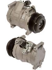 NEW AC A/C Compressor Fits: 2007- 2012 GMC Acadia V6 3.6L DOHC 1 Year Warranty
