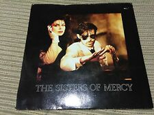 """SISTERS OF MERCY - DOMINION 7"""" SINGLE EP UK MERCIFUL 88 GOTH ROCK"""