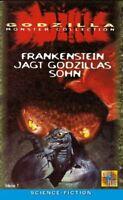 Frankensteins Monster jagen Godzillas Sohn  [FSK12] (DVD) NEU+OVP
