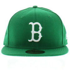 AUTHENTIC NEW ERA BOSTON RED SOX HAT CAP 59fifty GREEN 7 1/2 ST PATRICKS DAY