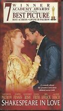 Shakespeare in Love (Vhs, 1999) Gwyneth Paltrow - Ben Affleck Brand New!