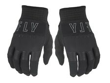 Fly Racing F-16 Gloves Black Size 11 Men's Extra Large XL Women's 3X