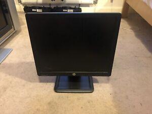 """HP 17"""" Pro Display Monitor P17A"""