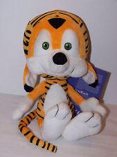 Schmusetuch Schmusetier Tiger Taps orange Tigerin Lana blau TCM Tchibo NEU!