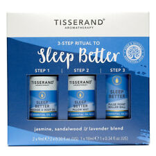 Tisserand Aromaterapia ritual de 3 pasos para dormir mejor