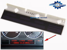 Ecran lcd compteur odb porte instrument tableau bord BMW E38 E39 X5 NEUF GZ®