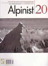 Mountaineering: Climbing, Alpinist Magazine #20 - Brand New,  Unread