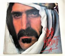 Frank Zappa Sheik Yerbouti 1979 Zappa Records SRZ2 1501 Two 33rpm LPs Strong VG+
