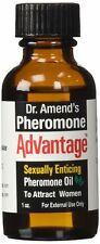 Dr. Amends Pheromone Advantage - Unscented to Be Worn w/ Your Cologne or Perfume