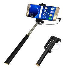 Archos 40d Titanium selfie Stick-foto barra Soft Grip aux-selfies 1 negro
