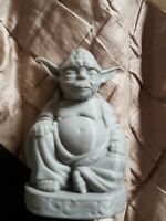 Star Wars: Yoda Laughing Buddha  - 3D printed - UK