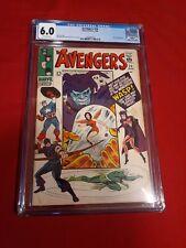 The Avengers #26 CGC (Mar 1966, Marvel) Attuma Appearance