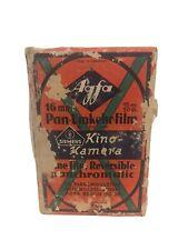 Vintage Antique Siemens Kino-Kamera 16mm Film from Germany Still Sealed 1941