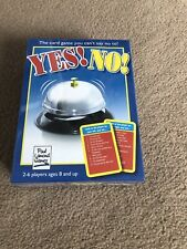 Yes! No! Game Family Children New Unopened