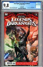 Dark Nights Death Metal LOTDK #1 (2020) - 2nd print - CGC 9.8- Tony Daniel Cover
