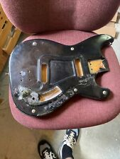 Vintage 1960's Hagstrom I Bass Guitar Body