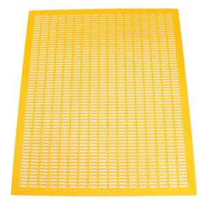 3 x Kunststoff Absperrgitter für Universalgröße 500 x 500 mm, Dr Liebig, Königin