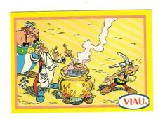 Asterix , la collection , Panoramix (Getafix) ,  base card # 4, Viau , 1996