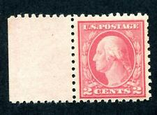#463 - MNH near XF/Sup and Left margin copy -  Exquisite Quality Grade!