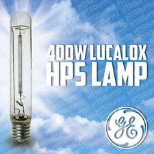 GE 400 watt HPS GROW LAMP BULB 400w w SUPER light Sodium digital X hortilux 400w