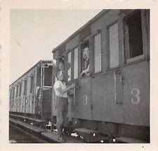 Deutsche Soldaten Zug Fahrt von Bulgarien nach Deutschland