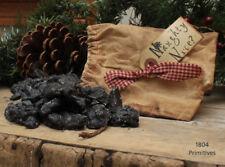 Naughty or Nice Bag of Coal -- Cinnamon Tart Melts