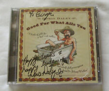 """DORIS DALEY """"GOOD For What AILS YOU"""" (CD) - LIVE Recording - SIGNED -"""