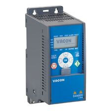 VACON 020-3L-0006-4, 2.2KW 6Amps Variable Speed Drive, 3 Phase IP20 New
