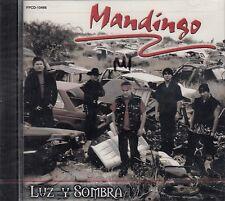 Mandingo Luz y Sombra  CD New Sealed