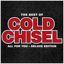 Cold Chisel The Best Of  All For You 2cd Deluxe edition NEW SEALED