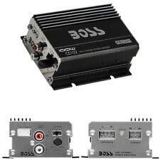 NEW BOSS CE102 2 CHANNEL 100 WATT CAR AUDIO AMPLIFIER 2CH 100W AMP