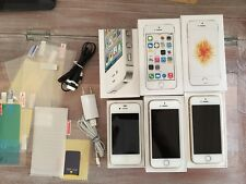 Apple iPhone 5se, iPhone 5s, iPhone 4s alle mit OVP