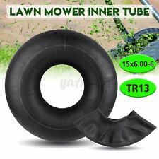 15x6.00-6 TR13 Lawn Mower Inner Tube for Garden Ride Tractor Golf Cart ATV Tire