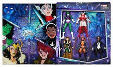 [Hasbro] Marvel Legends A-Force - SDCC 2017 Exclusive Box Set 5 Figures NEW!