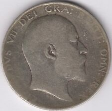 More details for 1904 edward vii silver half crown | british coins | pennies2pounds