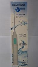 Orale Idropulsore a getto d'acqua, patinuk NO BATTERIE/cavi ideale Bretelle CORONE protesi