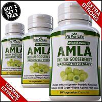 AMLA VITAMIN C BOOST IMMUNITY DEFENCE IMMUNE SUPPORT CAPSULES ANTIOXIDANT PILLS