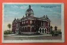 "Scarce 1900'S Calhoun County Courthouse Postcard 3.5"" X 5.5"" Unused Alabama"