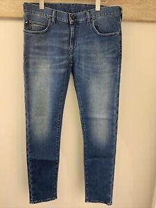 "Emporio Armani J10 Extra Slim Fit Jeans, Size 32"" Regular. RRP £169"