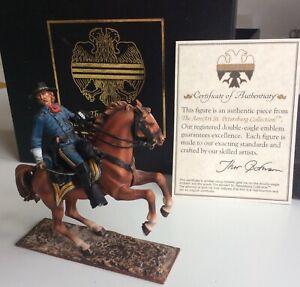 ACW St.Petersburg Aeroart/Arsenyev  - Civil War Gen. George A. Custer -