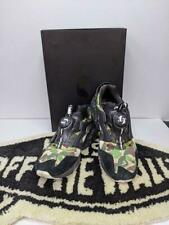 Puma Disc Blaze x Bape Camo Green Sneakers Men Us8.5