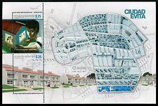 Argentina argentina 2015 evita perón City ciudad plan arquitectura pinturas ** mnh