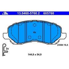 ATE 13.0460-5760.2 Brake Pads Set of Brake Pads for Mitsubishi
