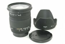 SIGMA AF 17-70mm F2.8-4.5 DC MACRO for Minolta/Sony Mint from Japan H06105